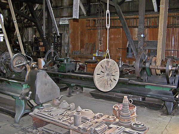 knight foundry sutter creek california national historic site