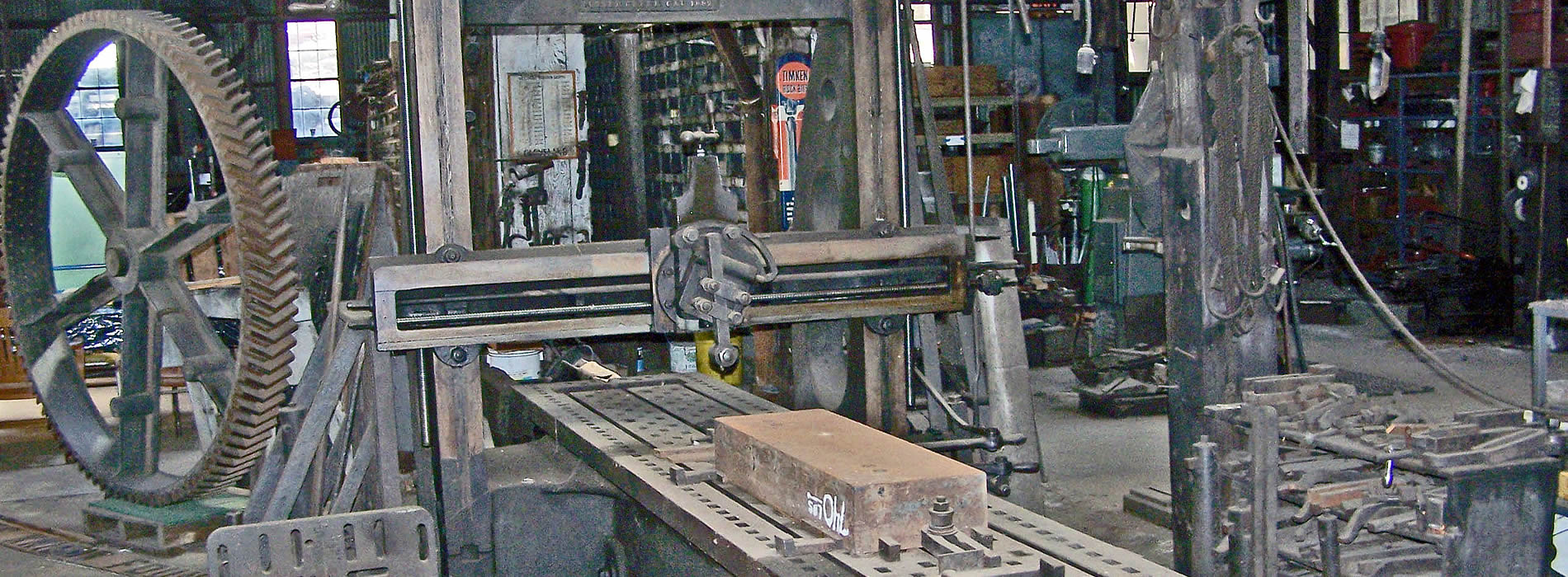 knight foundry sutter creek historic site please donate