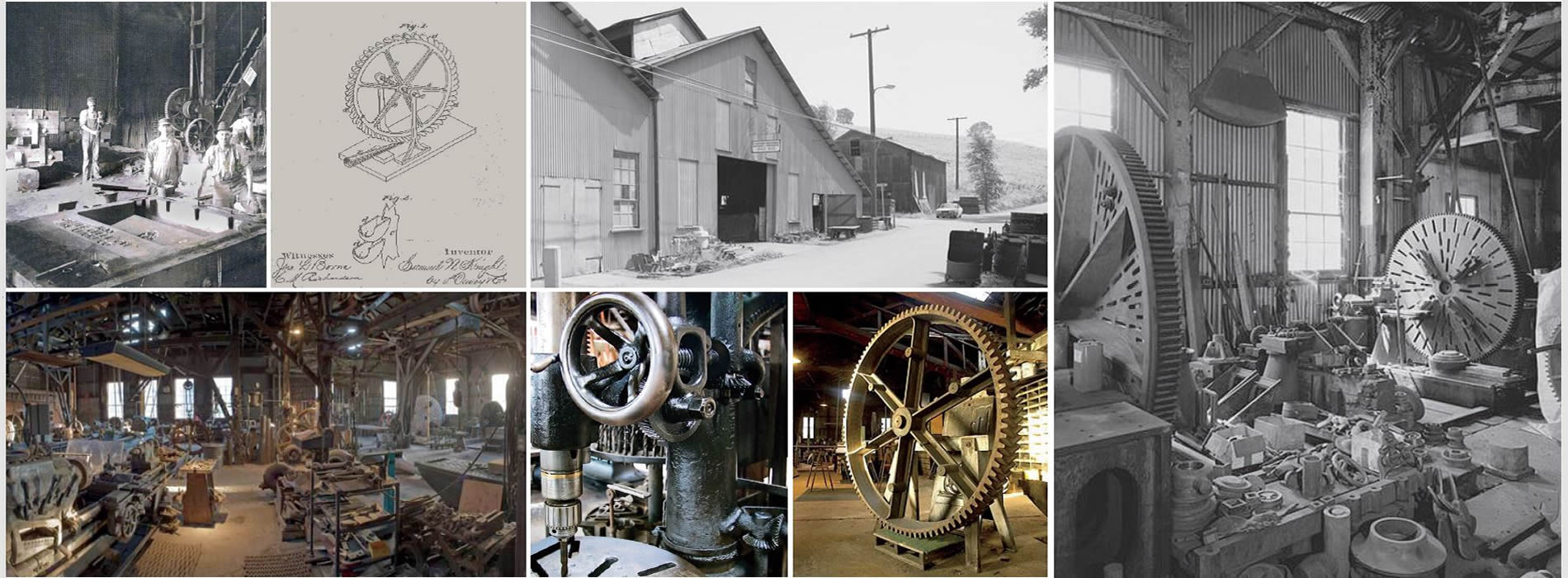 sutter creek knight foundry water powered foundry & machine shop