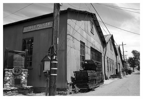 knight foundry sutter creek history