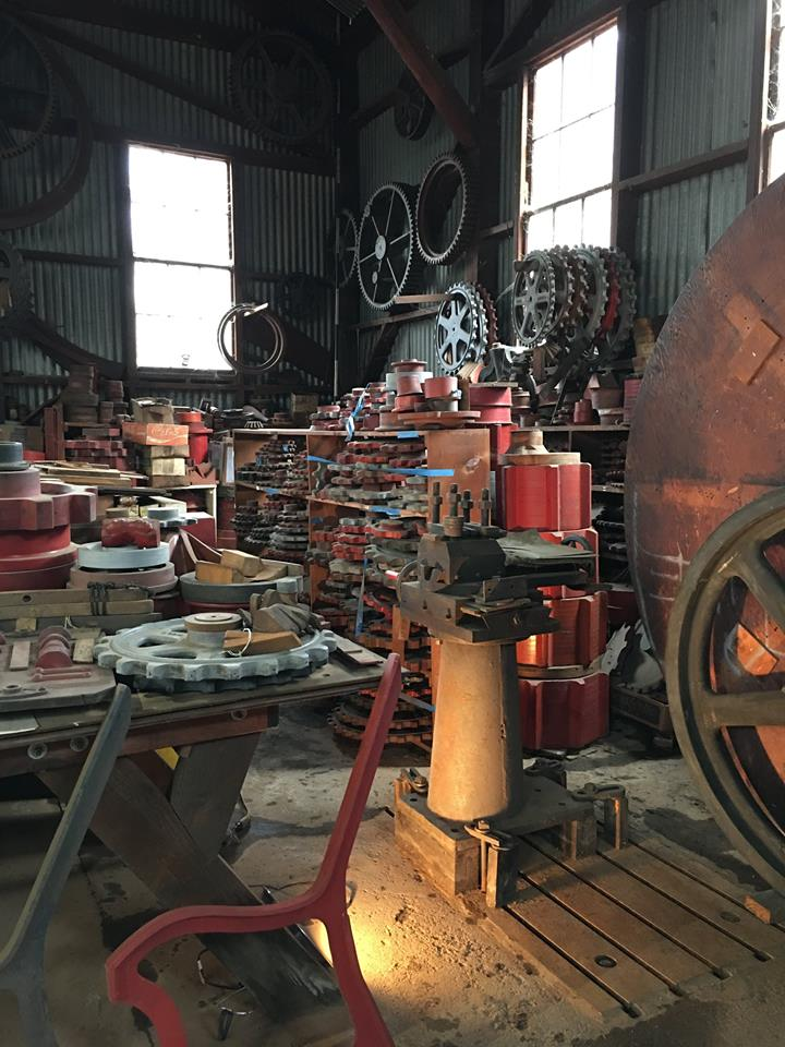 knight foundry open house