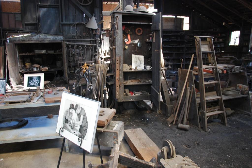 kiln at knight foundry sutter creek