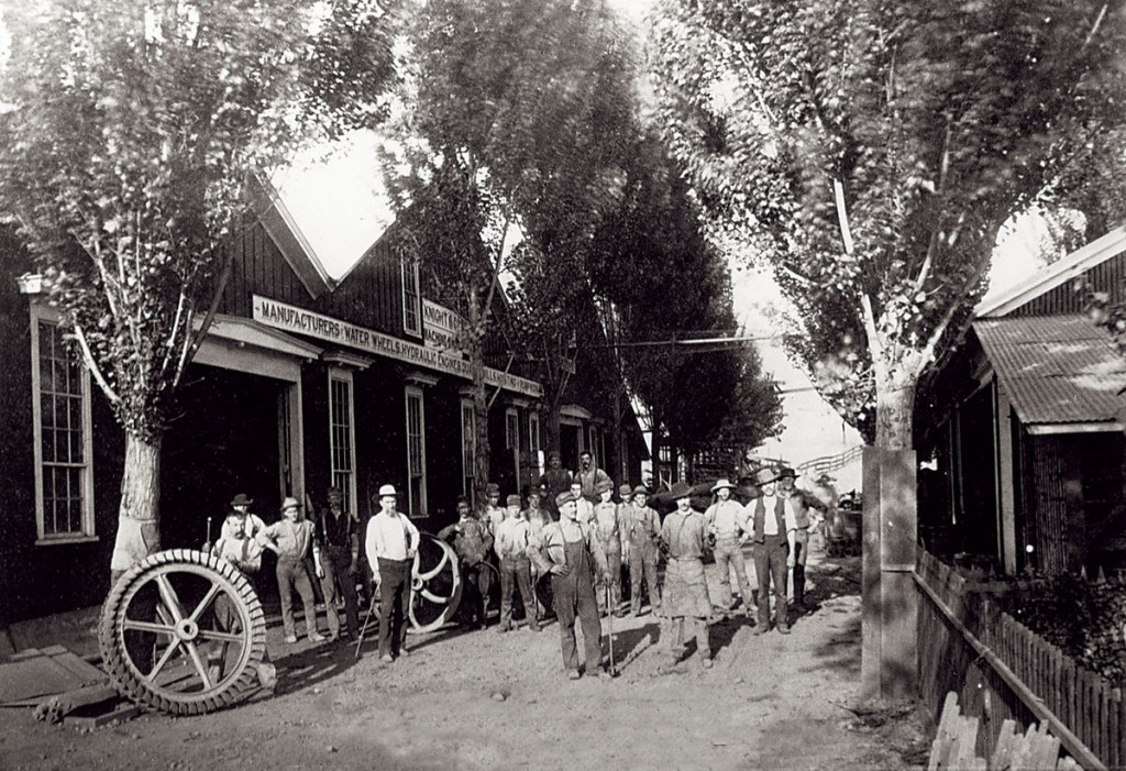 sutter creek knight foundry historic site