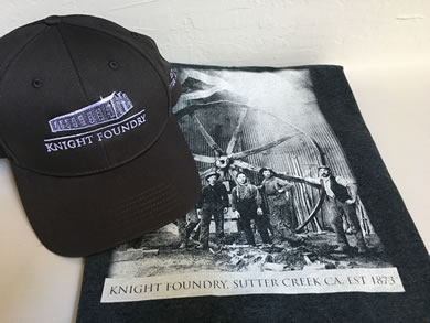 knight foundry hat