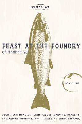 Sutter Creek Feast of Foundry Event