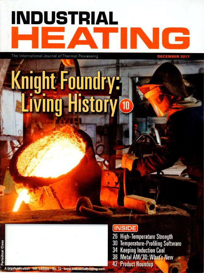 industrial heating magazine