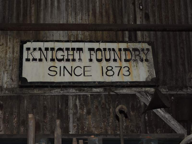 knight foundry press democrat