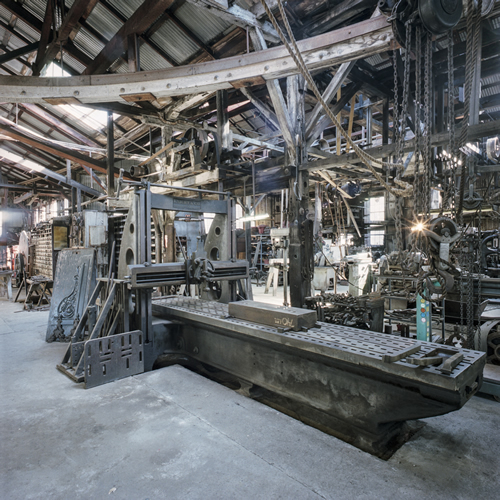 sutter creek knight foundry - a national treasure