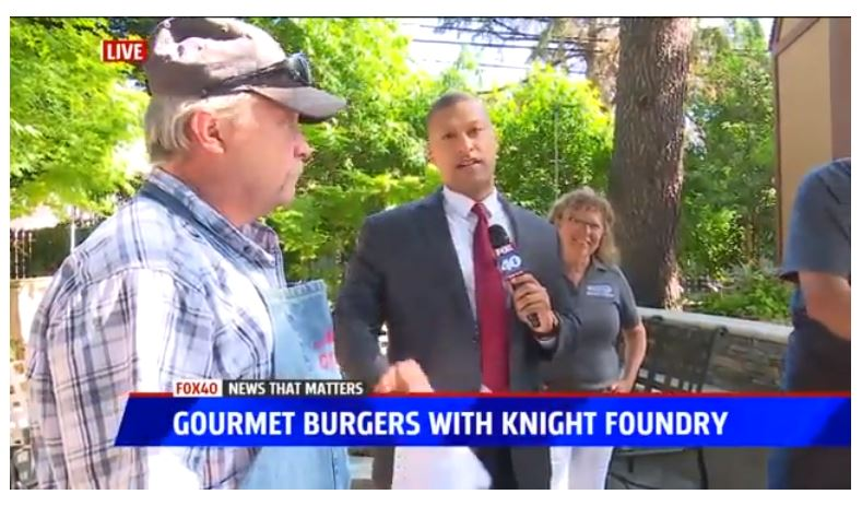 fox news features knight foundry special event