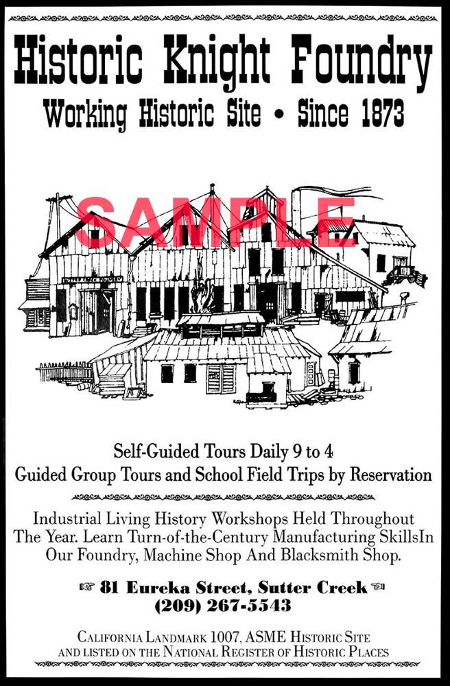 1995-96 Tour Poster - $25